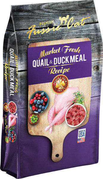 Quail and Duck