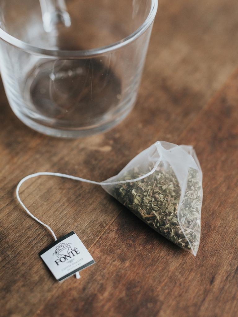 Caffeine Free Peppermint Tea Pungent and Invigorating Refreshing Infusion