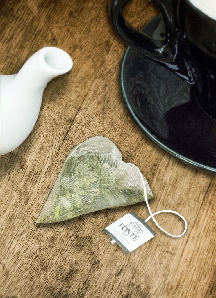 Fonte Coffee Roaster, Sencha Tea