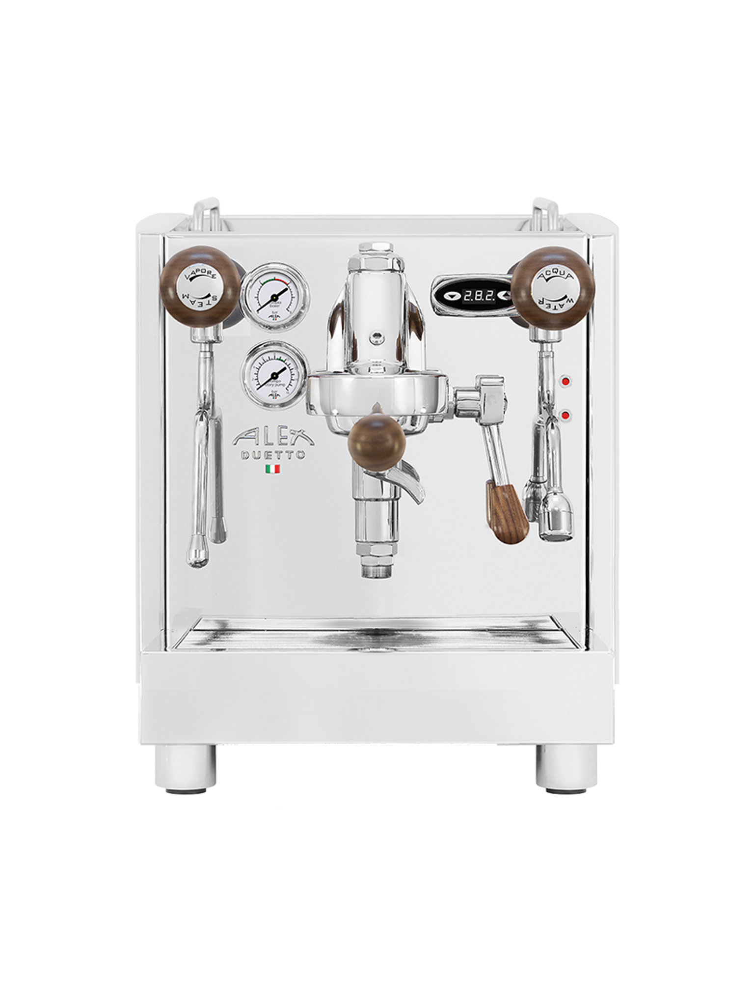 Buy The Izzo Espresso Alex Duetto IV Machine Stunningly Designed With Power and Functionality