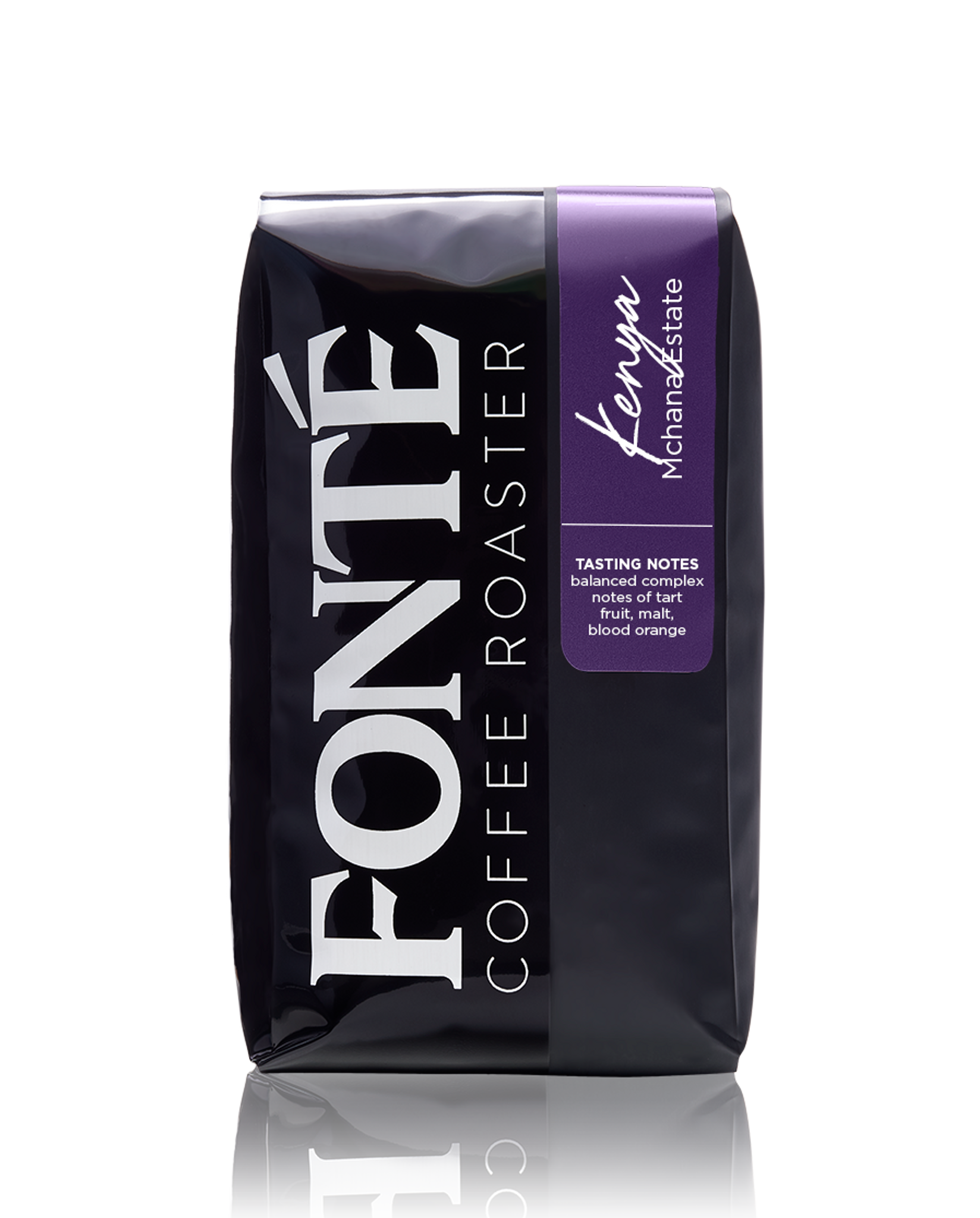 Buy Fonte Kenya Mchana Estate Special Selection Available as Whole Bean, French Press, Drip, Melitta, Home Espresso, Commercial Espresso, and Turkish Coffee