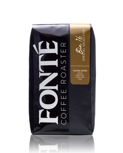 Buy Fonte Bin 16 Blend Special Selection Coffee Available as Whole Bean, French Press, Drip, Melitta, Home Espresso, Commercial Espresso, and Turkish, and Weekly, Biweekly, Monthly or Bimonthly Subscriptions