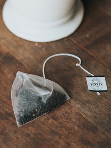 Individually Wrapped Biodegradable Fonte Assam Black Tea With Bold Malt and Floral Aromas