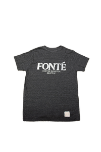 Fonte Coffee Roaster Short Sleeve T-Shirt