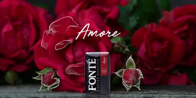 Fonté Amore Blend: A Look Beyond the Coffee Bean