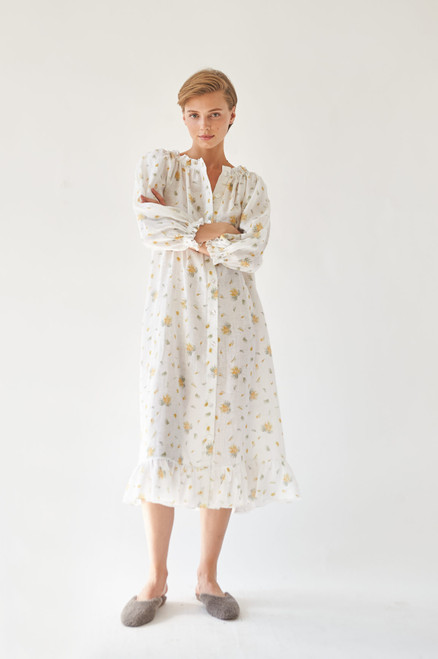 Sleeper Mimosa Loungewear Dress