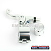Tech-99 Goldfinger Right Hand Lever - Silver