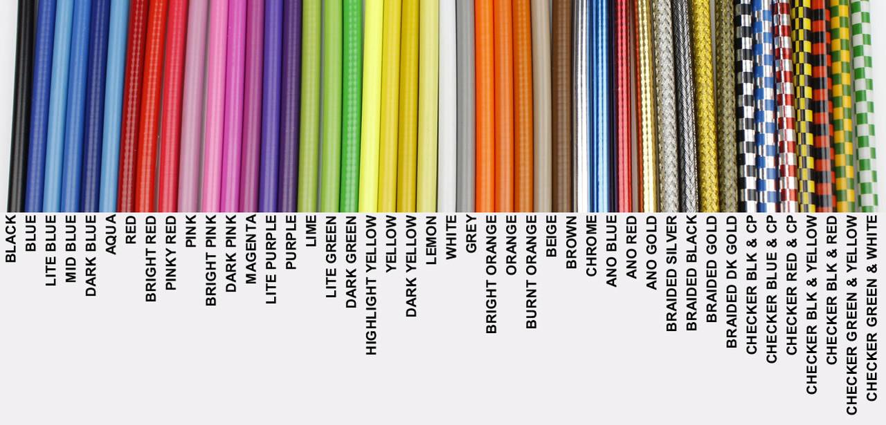 ProBMX Coloured Cables