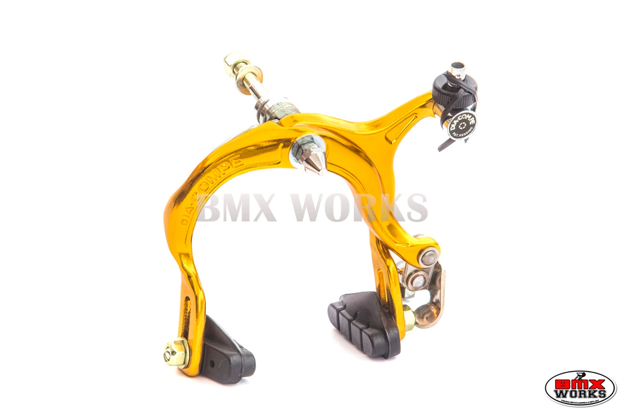 Genuine New Release Dia-Compe MX883 MX123 BMX Brake Kit in Freestyle Pink