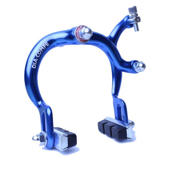 Dia-Compe MX890 Front Brake Caliper Dark Blue