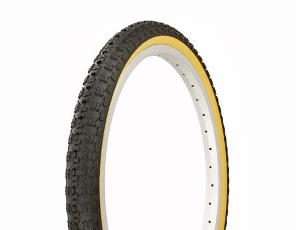 "CST BMX Comp 3 Black Tread with Skinwall 20"" x 2.125"""