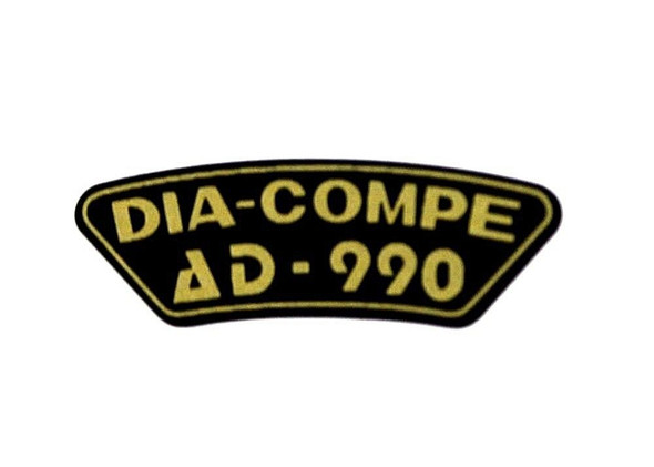 Genuine Dia-Compe AD-990 U-Brake Decal