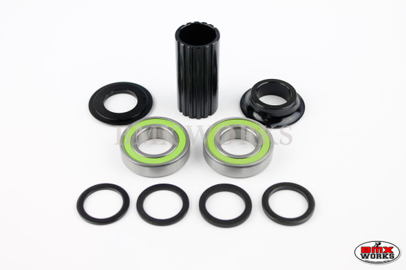 Bottom Bracket Set Spanish Suits 19mm Axle