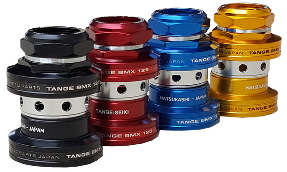 Genuine Tange MX-125 Black Headset