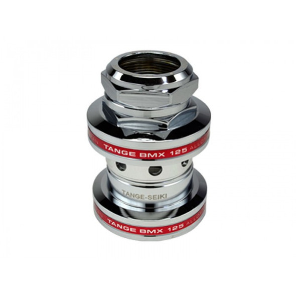 Genuine Tange MX-125 Chrome & Red Headset