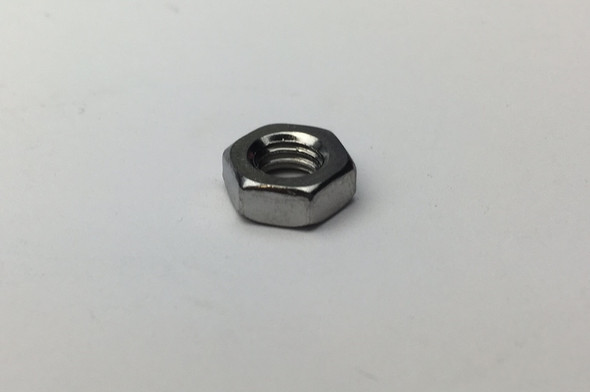 Genuine Dia-Compe Axle Hex Nut Chrome M6