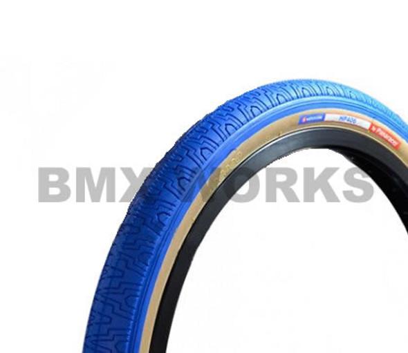 "Panaracer H406 Freestyle Tyre 20""' x 1.75"" Blue"