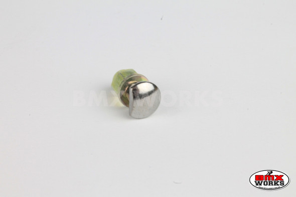 Genuine Dia-Compe M5 Cut Anchor Bolt with Nut