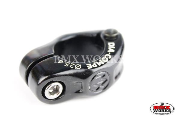 Dia-Compe Seat Clamp MX1500N 25.4mm Black