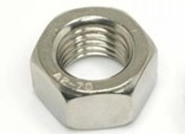 M8 304 Stainless Steel Hex Nut
