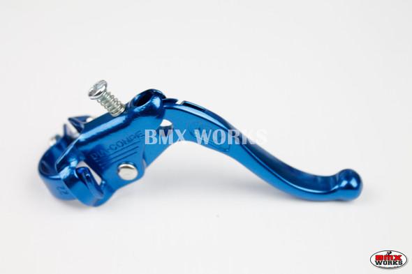 Dia-Compe MX123 - Tech 4 Right Hand Brake Lever Dark Blue