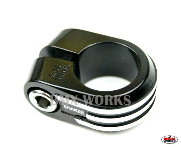 Tange SC-2 Seat Clamp  25.4mm Black