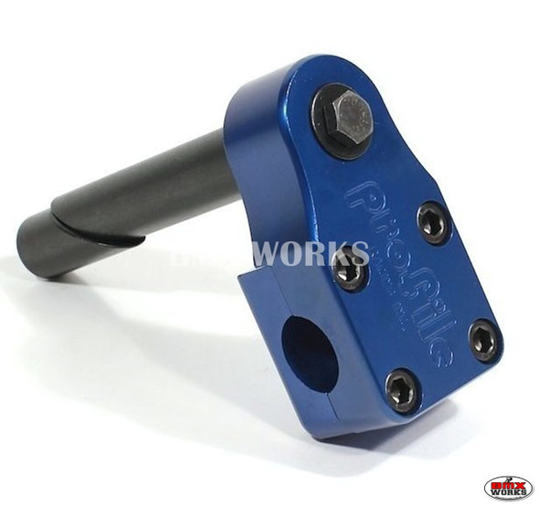 Profile Stem Inverted Pro 45mm Dark Blue