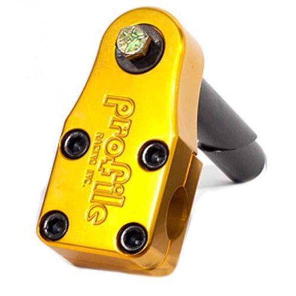 Profile Stem Inverted Pro 45mm Gold
