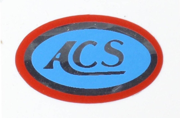 ACS Hub or Seat Clamp Decal