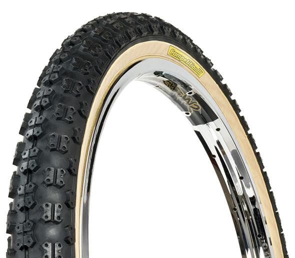 """Tioga BMX Comp 3 Black Tread with Skinwall 20"""" x 2.125"""""""