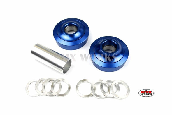 ProBMX American Bottom Bracket Suit 22mm Axle Dark Blue