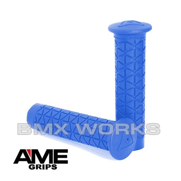 AME Freestyle Tri Grips - Blue Pair