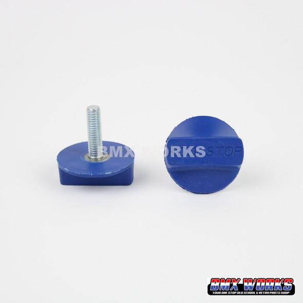 Kool Stop International Brake Pads Refills - Blue Sold In Pairs