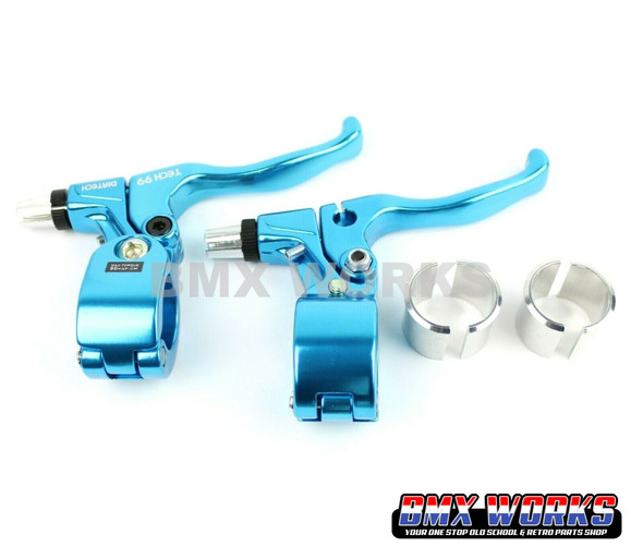 Tech-99 Levers Pairs - Bright Blue