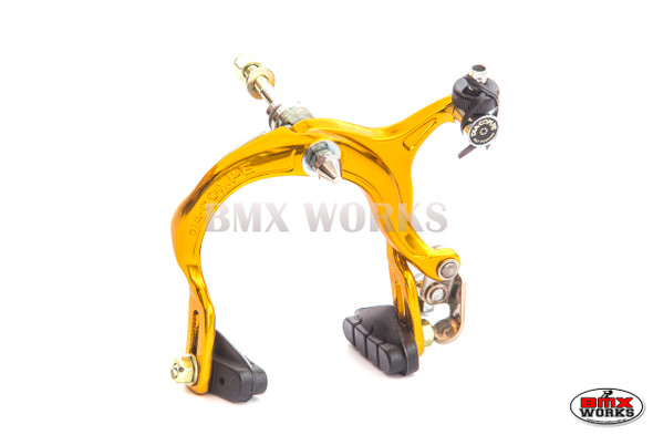Dia-Compe MX883Q Front Caliper Gold