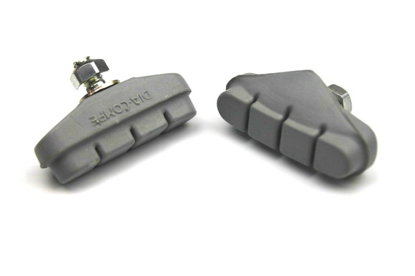 Brake Pad Genuine Dia-Compe Grey 10 Deg OPC31 - Pairs