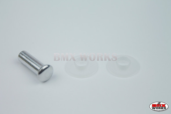 Brake Lever Arm Repair Kit with White Washers
