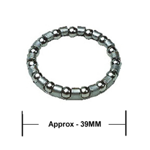 "Head Set Replacment Bearing 1"" x 3/16"" = 4.76mm x 15 Ball"