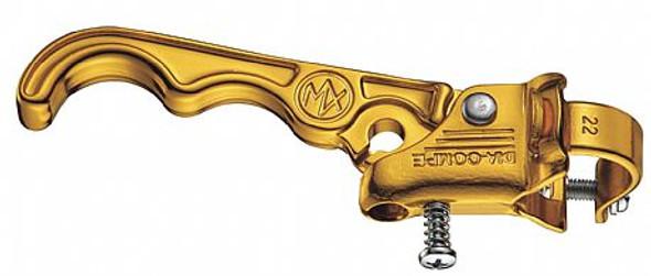Dia-Compe Tech 2 MX120 Right Hand Brake Lever Gold