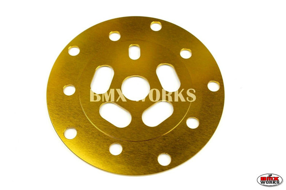 ProBMX Power Disc 110/130 bcd - Gold