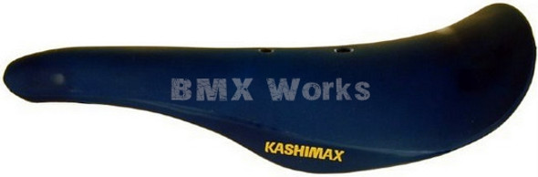 Genuine Kashimax Aero Seat Black
