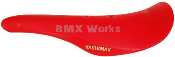 Genuine Kashimax Aero Seat Red