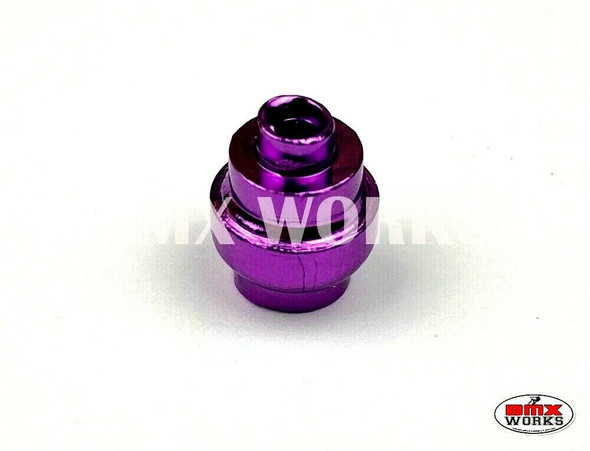 Brake Cable Lever Ferrule Purple