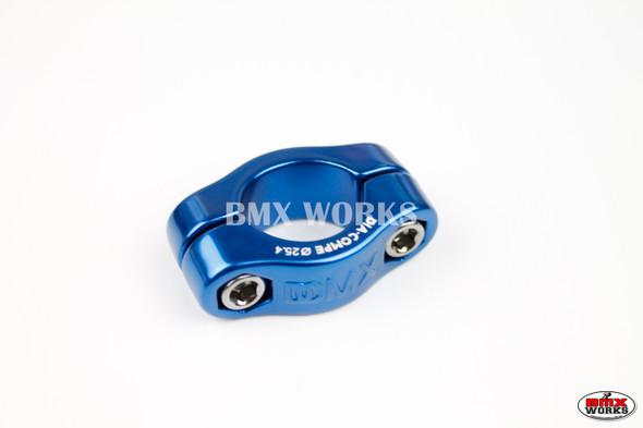 Dia-Compe 2 Bolt Seat Clamp MX1500 25.4mm Dark Blue