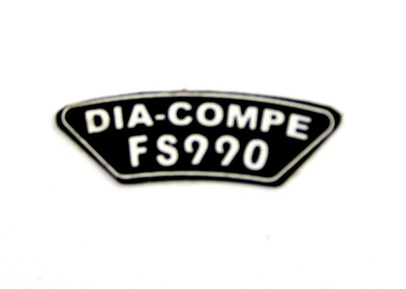 Genuine Dia-Compe FS-990 U-Brake Decal