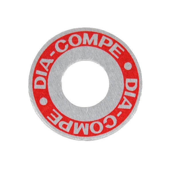Genuine  Dia-Compe Brake Logo Washer