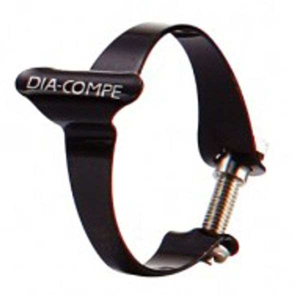 Dia-Compe 28.6mm Cable Clamp Black