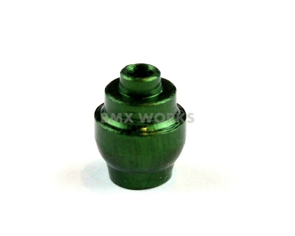 Brake Cable Lever Ferrule Green