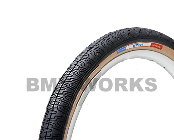 "Panaracer H406 Freestyle Tyre 20""' x 1.75"" Black"