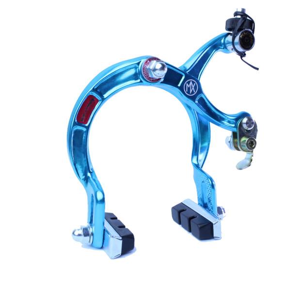 Dia-Compe MX1000 Front Brake Caliper Bright Blue